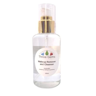 Natural Makeup Remover And Cleanser